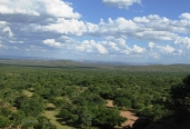 Kansimba is surrounded by vast natural beauty